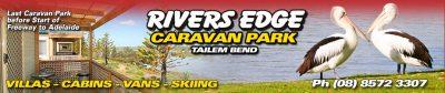 Rivers Edge Caravan Park & Villas