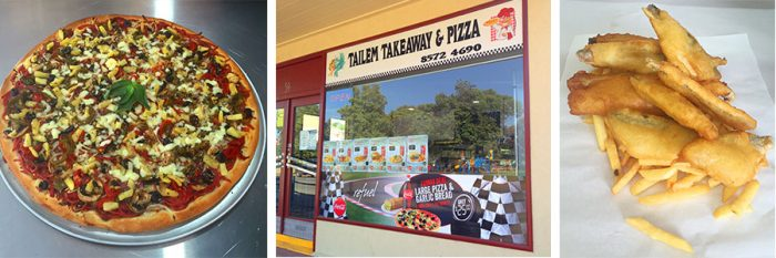 tailem takeaway and pizza